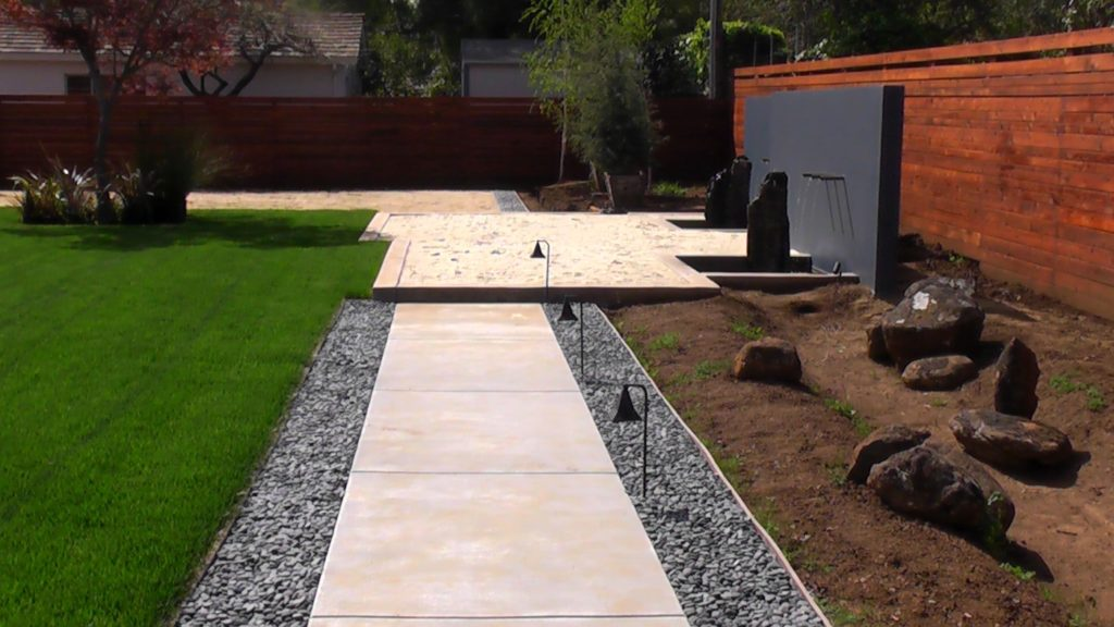 Hardscaping Path